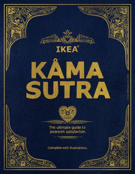 Ikea Kåma Sutra Nowy Katalog Ikea Nawiązuje Do Tradycyjnej