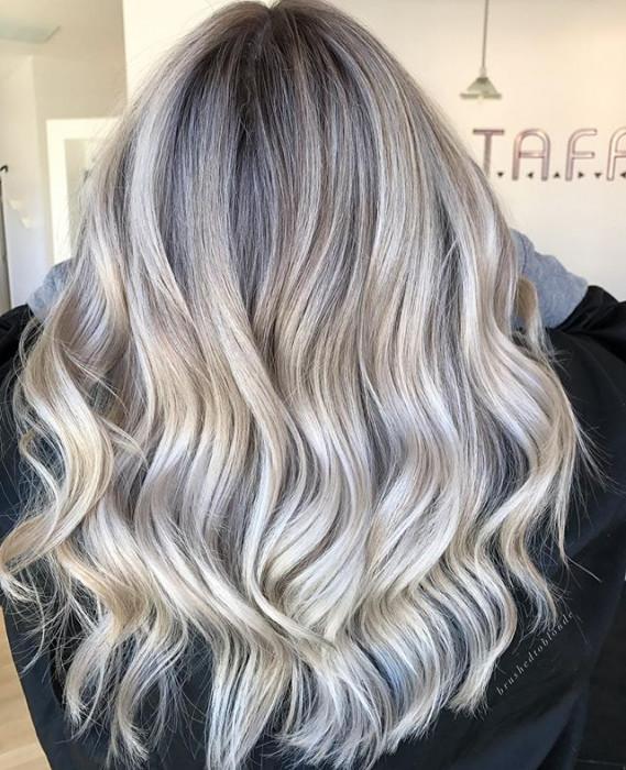 Trendy Koloryzacja 2019 Sombre Blond Czy To Nadal Jest Modne