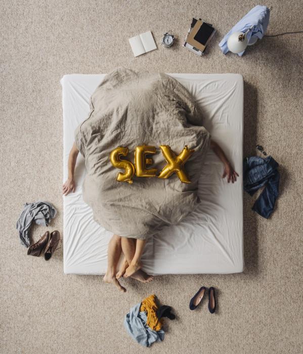 Mamy uprawiające seks ze sobą