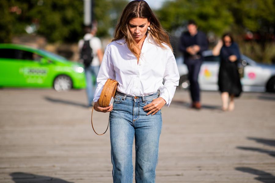 f7665545 Trendy 2019: jak wystylizować białą koszulę na 3 sposoby? - Glamour.pl