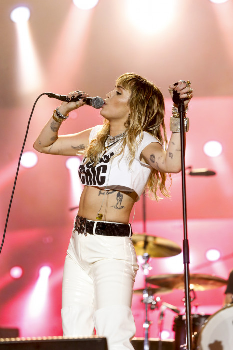 Miley Cyrus na Orange Warsaw Festival 2019