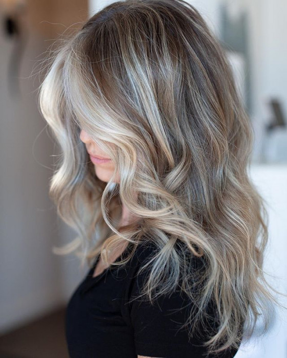 Trendy 2019 Mushroom Blond Czyli Modna Koloryzacja Włosów