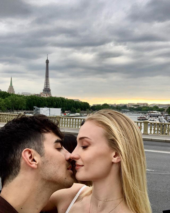 Sophie Turner i Joe Jonas wzięli drugi ślub we Francji!