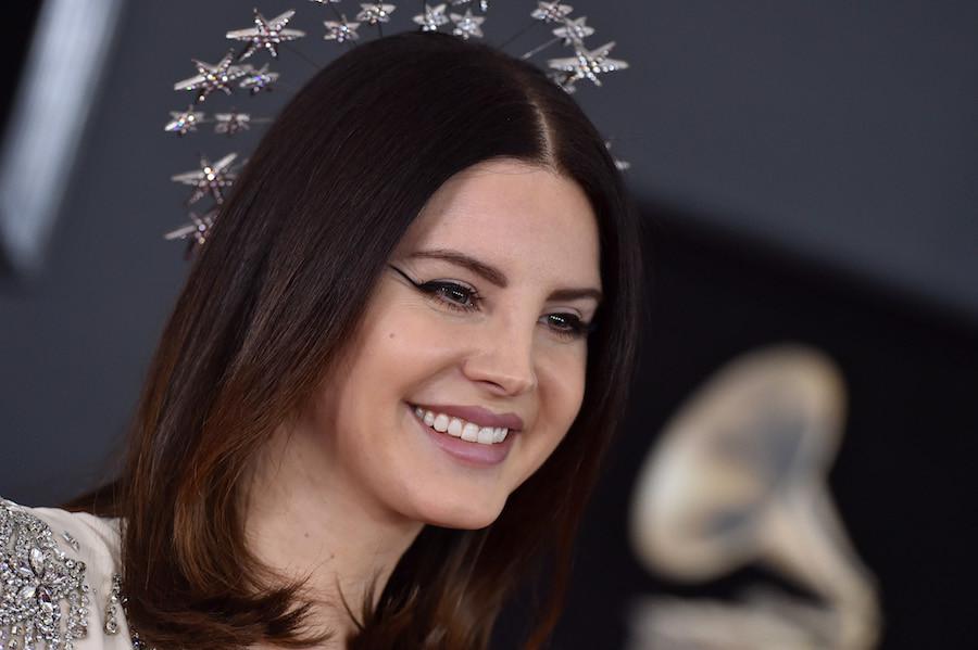 Lana Del Rey Ma Nowego Chłopaka Artystka Opublikowała