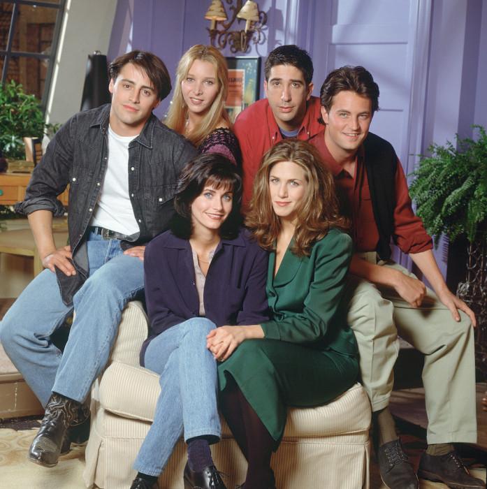 """[QUIZ] Jak dobrze pamiętasz serial """"Przyjaciele""""?"""