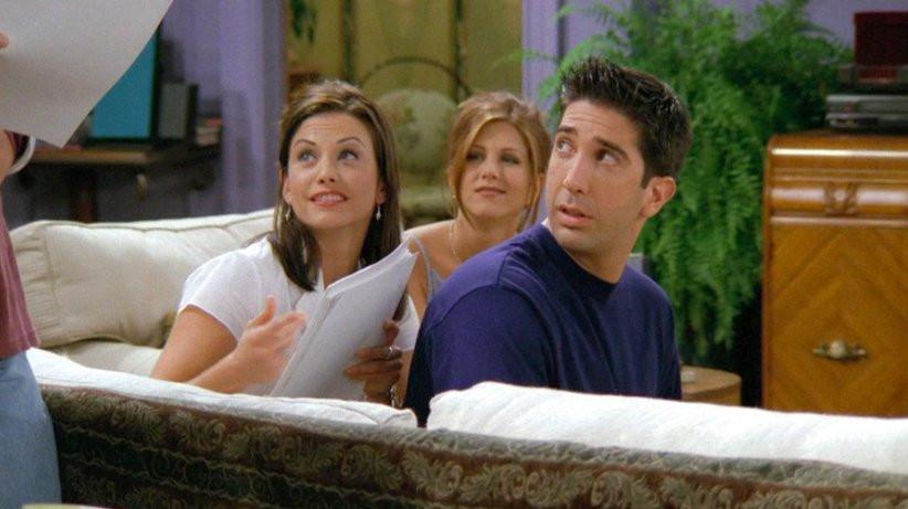 """[QUIZ] Jak dobrze pamiętasz 3. i 4. sezon serialu """"Przyjaciele""""?"""