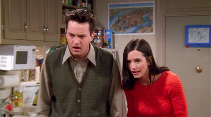 """[QUIZ] Jak dobrze pamiętasz 5. sezon serialu """"Przyjaciele""""?"""