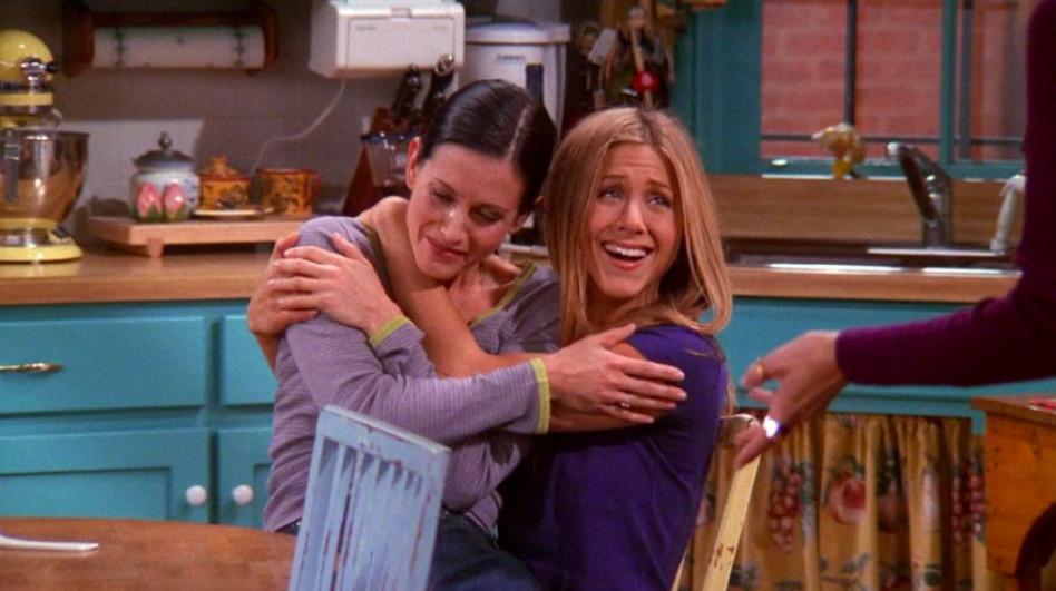 """[QUIZ] Jak dobrze pamiętasz 6. sezon """"Przyjaciół""""?"""