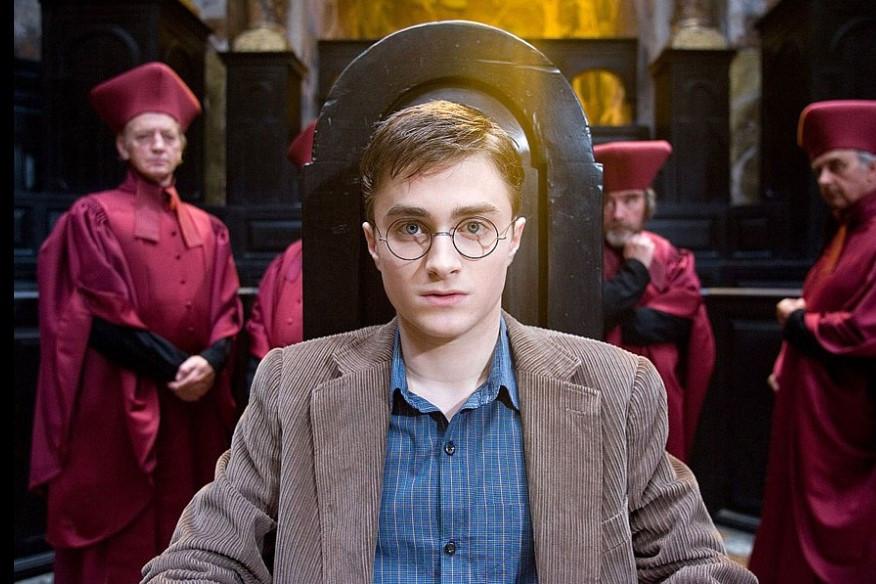 [QUIZ] Rozpoznasz po kadrze, która to część filmu o Harrym Potterze?