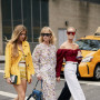 Moda uliczna na New York Fashion Week wiosna-lato 2019