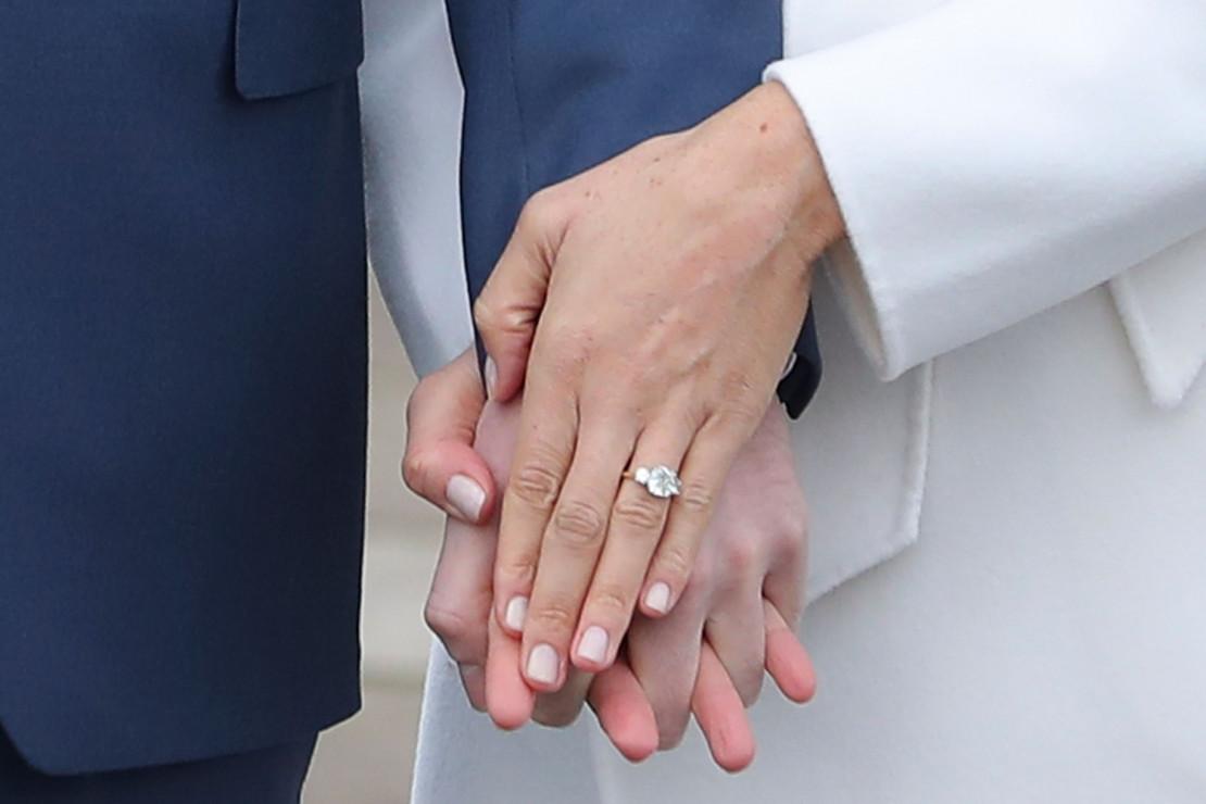 Książę Harry I Meghan Markle Zaręczeni Mamy Pierwsze Oficjalne