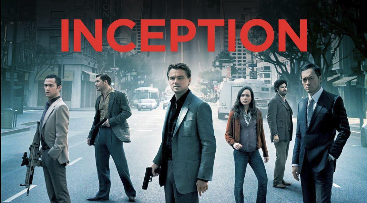 Incepcja (2010) - Filmy z Leonardo DiCaprio – 8 produkcji