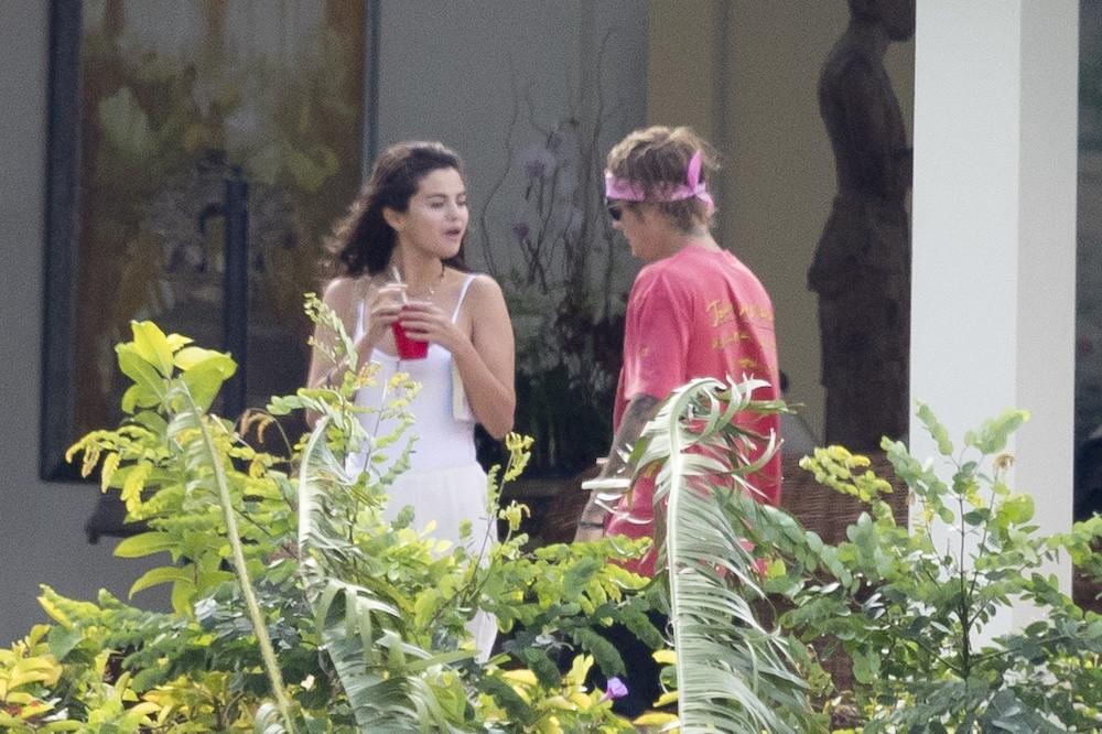 Selena Gomez I Justin Bieber Razem Na ślubie Jego Taty Glamourpl