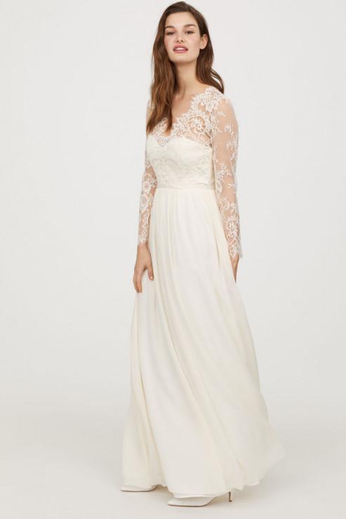 Hm Sprzedaje Suknię ślubną Kate Middleton Za 799 Zł Glamourpl