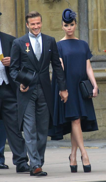 A tak Victoria prezentowała się na ślubie Kate i Williama w 2011 roku. Kiedy lepiej - dzisiaj czy 7 lat temu?