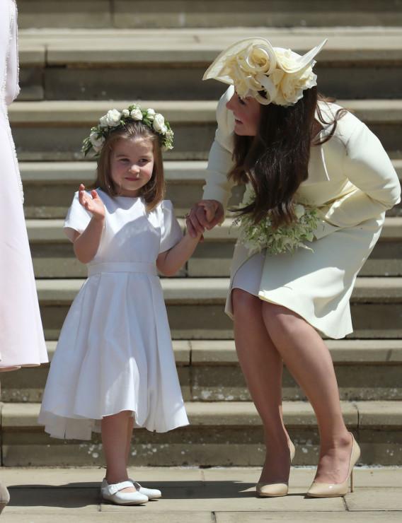 Kate Middleton Na ślubie Meghan Markle I Księcia Harryego Jak