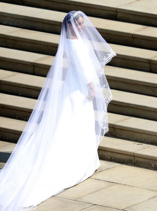 Suknia ślubna Meghan Markle To Absolutny Hit Wiemy Kto Ją