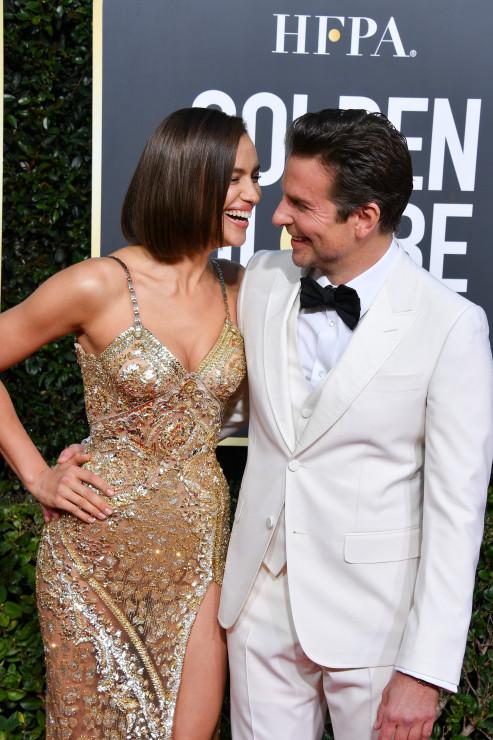 Irina Shayk i Bradley Cooper okrzyknięci zostali ... Bradley Cooper