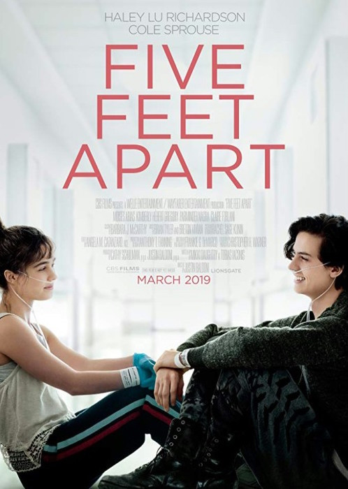 "Cole Sprouse w filmie ""Five Feet Apart"" - mamy zwiastun! - Cole Sprouse w filmie ""Five Feet Apart"" - mamy zwiastun!"