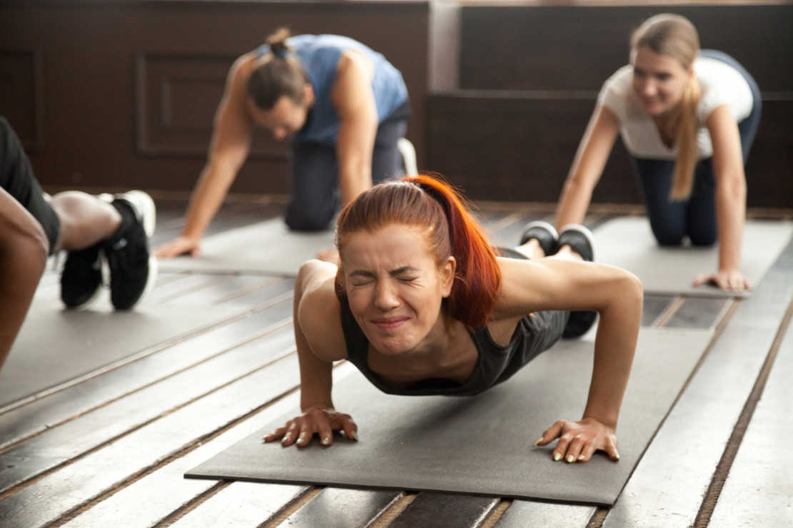 Trend # 3: HIIT - Fit-trends 2019. 5 forms of physical activity that you will want to try
