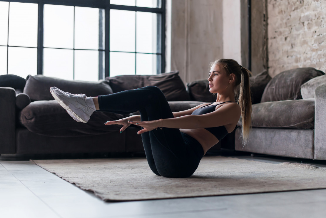 Trend # 5: Bodyweight - Fit-trends 2019. 5 forms of physical activity that you will want to try