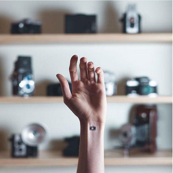 31 Małych Tatuaży Zainspiruj Się Glamourpl