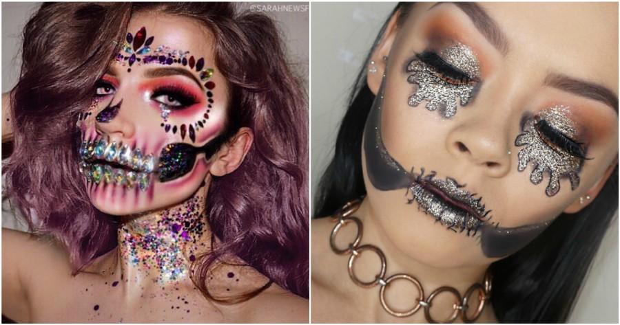 Makijaż Na Halloween 2017 Inspiracje Z Instagrama Glamourpl