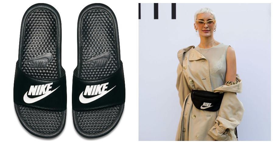 15e33d7a9cfa3 Wyobrażacie sobie nerkę i klapki w jednym? Marka Nike wypuściła buty,  jakich jeszcze nie było! - Glamour.pl