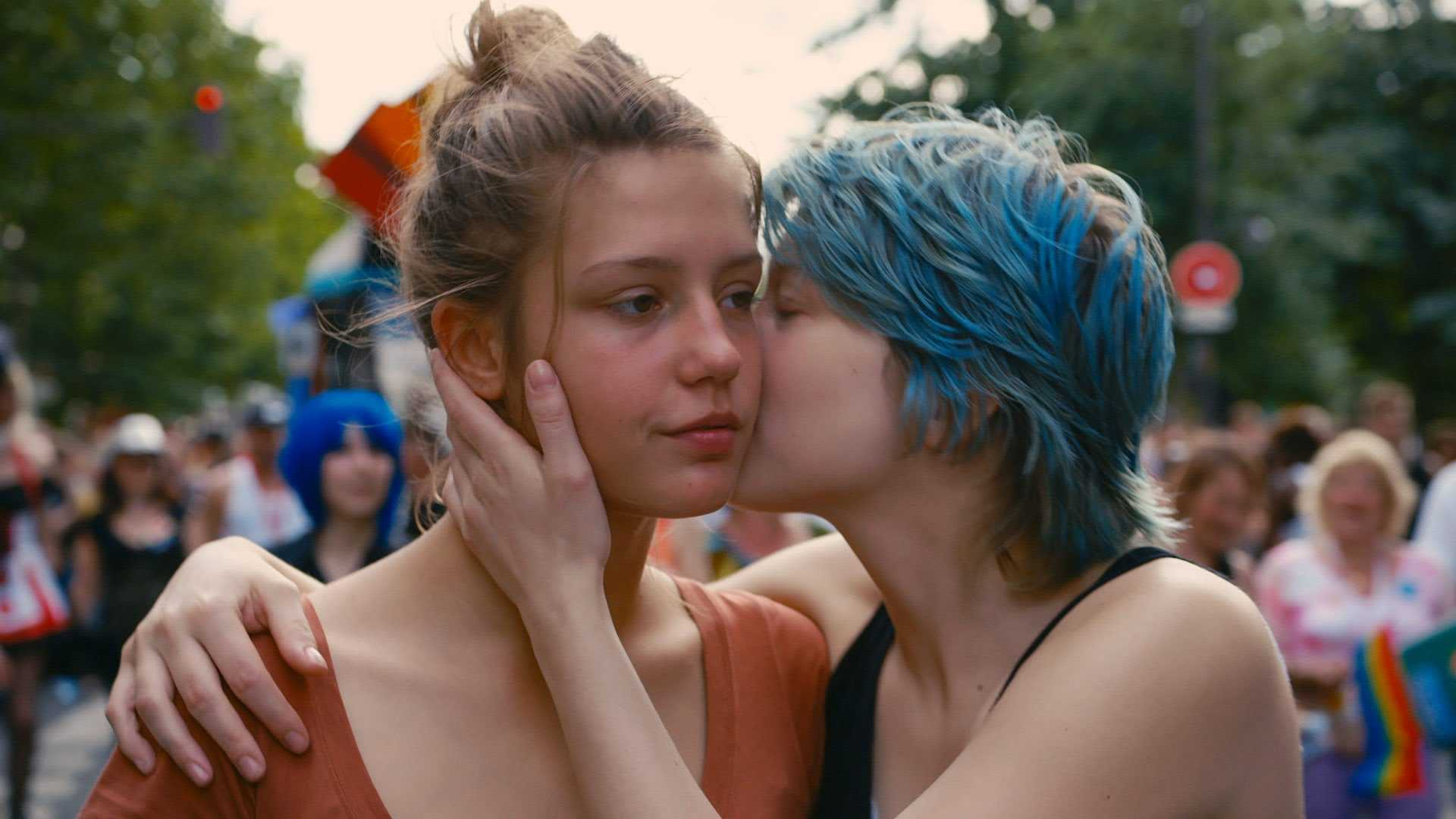 Gorąca scena seksu nastolatków