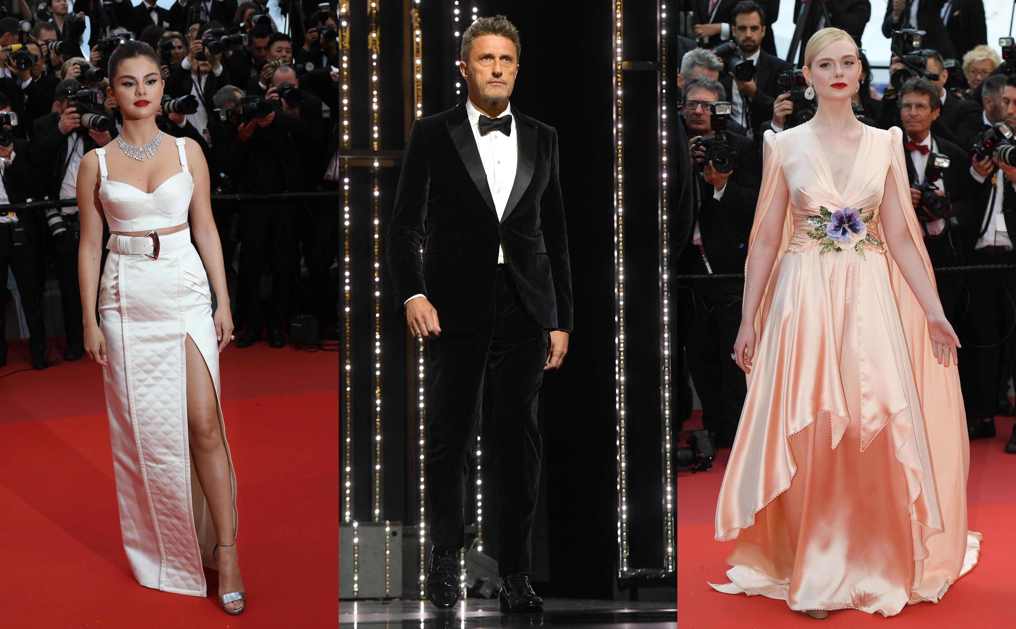 Cannes 2019 Selena Gomez Paweł Pawlikowski Elle Fanning I