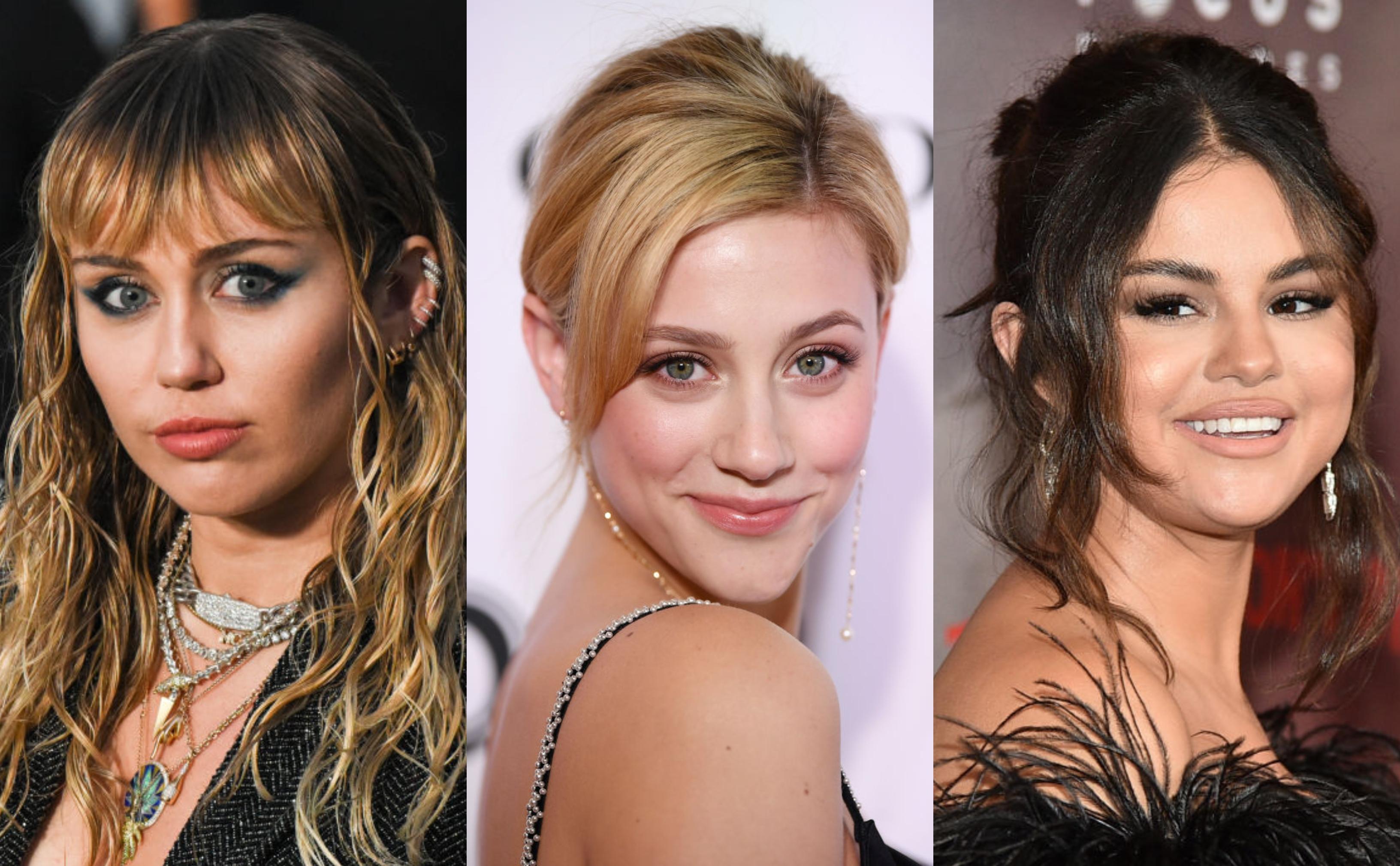Trendy Jesień 2019 Modne Fryzury Z Grzywką W Stylu Miley