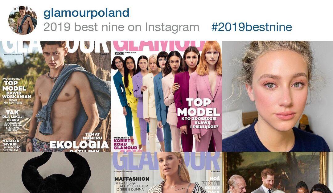 Jak zrobić best nine 2019 na Instagramie? To bardzo proste! Instrukcja krok po kroku jak zrobić podsumowanie roku - Glamour.pl